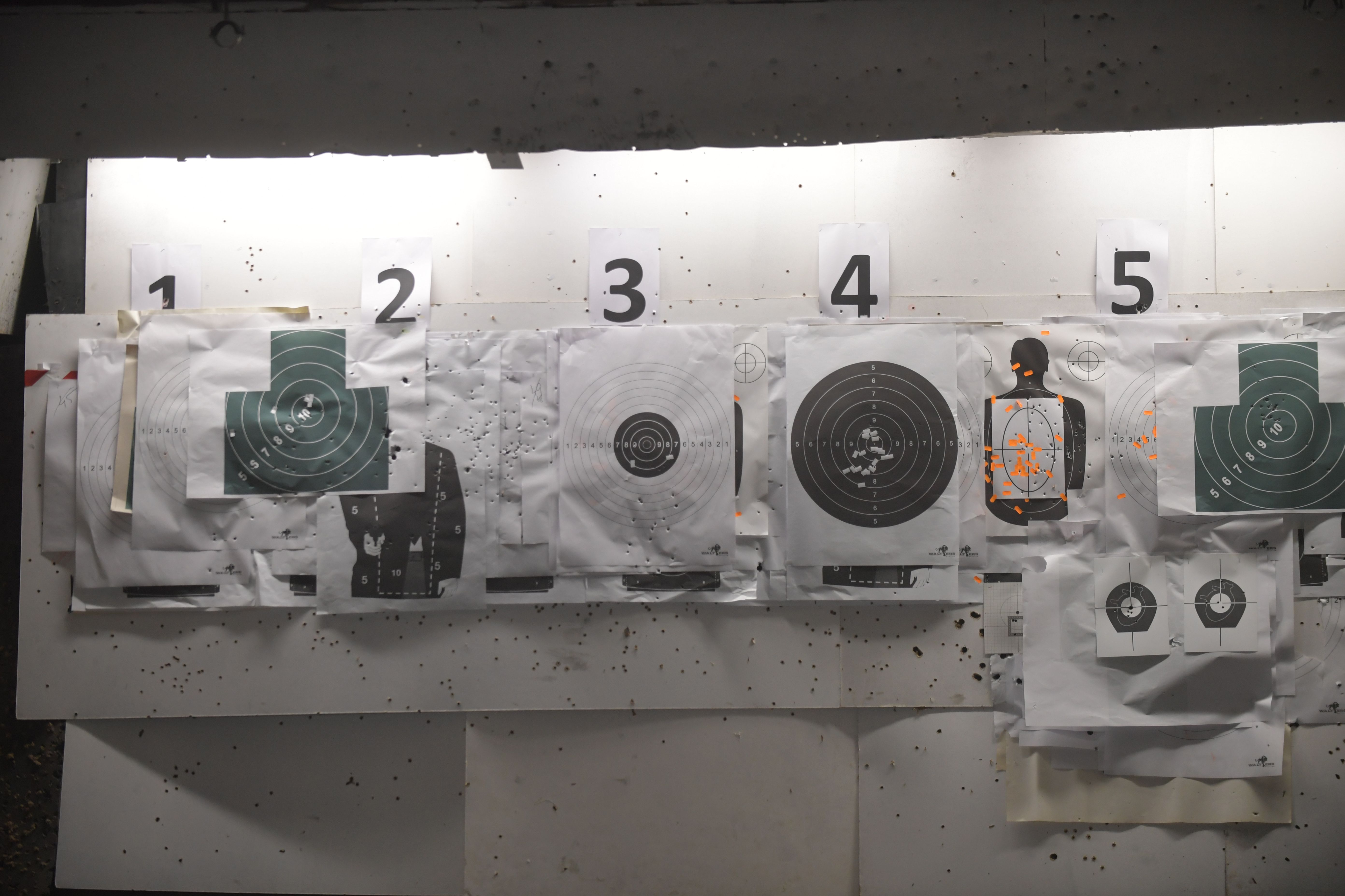 riga shooting range